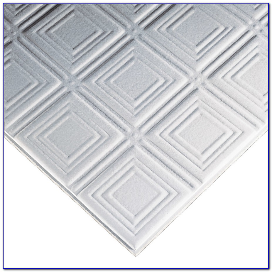 Armstrong Metal Pan Ceiling Tiles