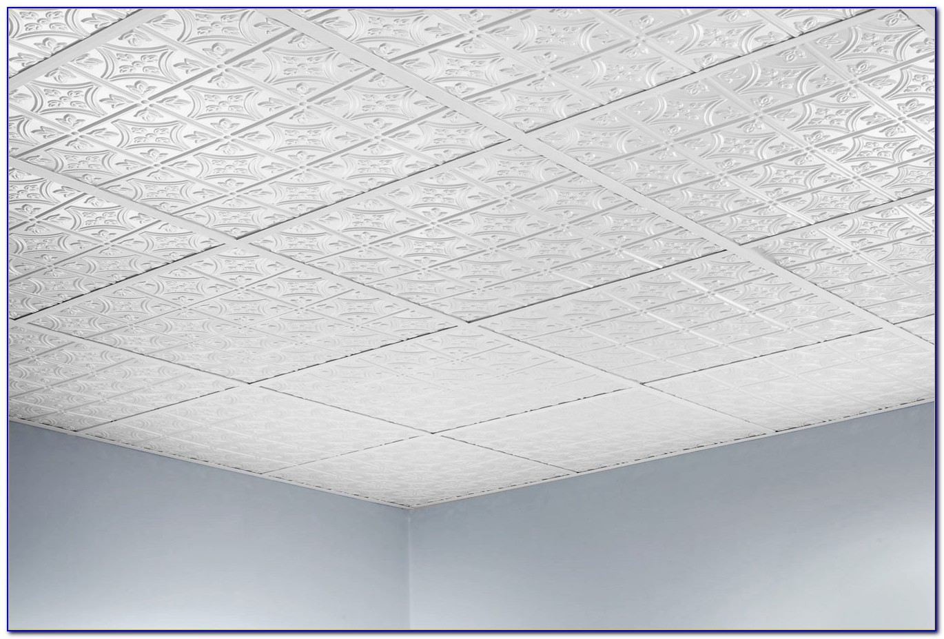 Armstrong Suspended Ceiling Tile Installation Video