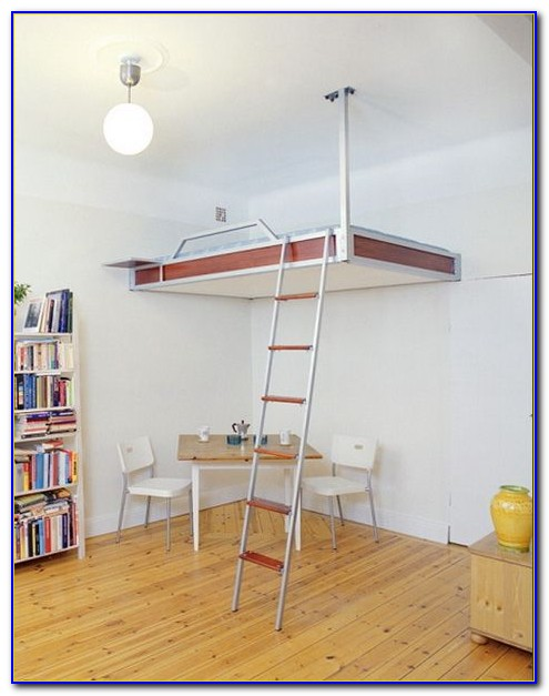 Baby Bed That Hangs From The Ceiling