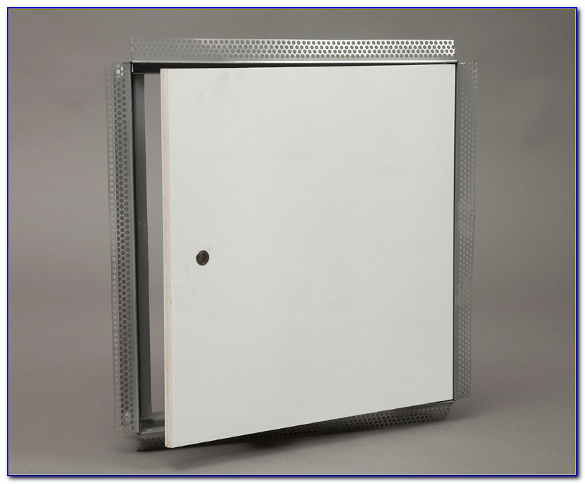Basement Ceiling Drywall Access Panel