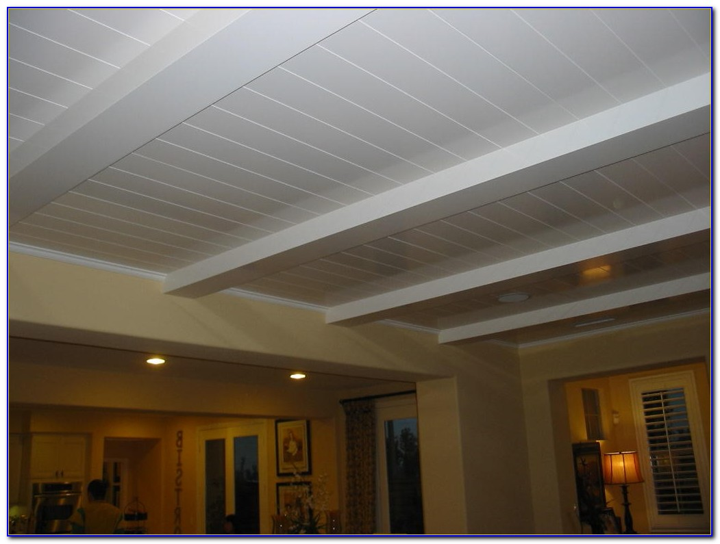 Basement Drop Ceiling Options