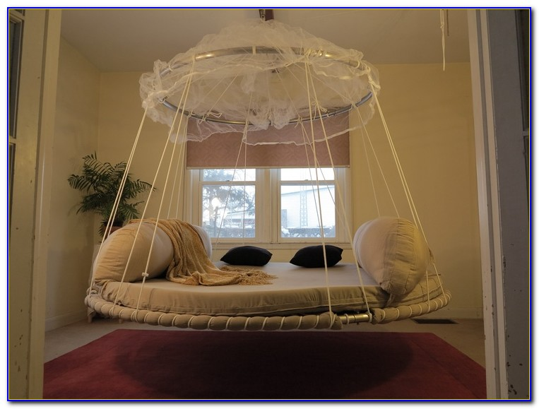 Bed Canopy That Hangs From Ceiling