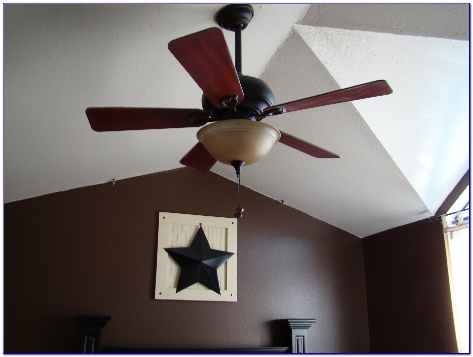 Best Ceiling Fans For Angled Ceilings