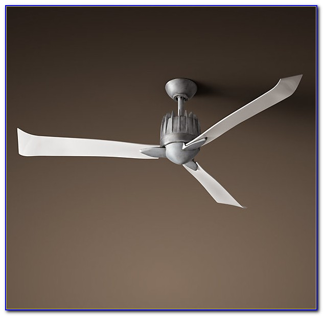 Bistro Ceiling Fan Restoration Hardware