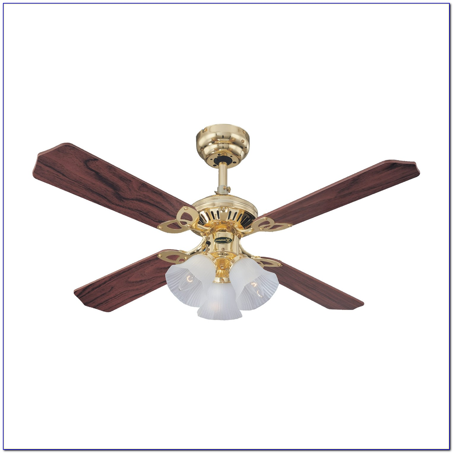 Brass Ceiling Fan Light Kit
