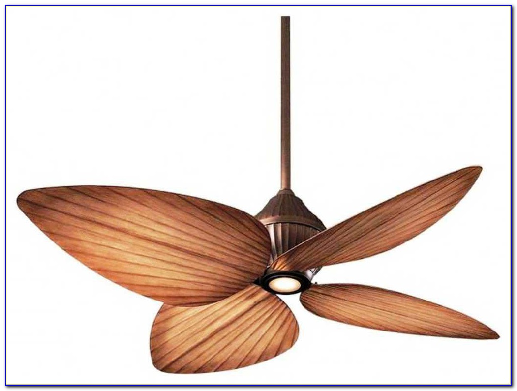 Casa Endeavor Brushed Nickel Espresso Ceiling Fan