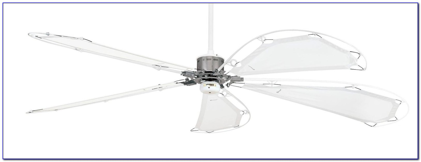 Casablanca Fishing Pole Ceiling Fan