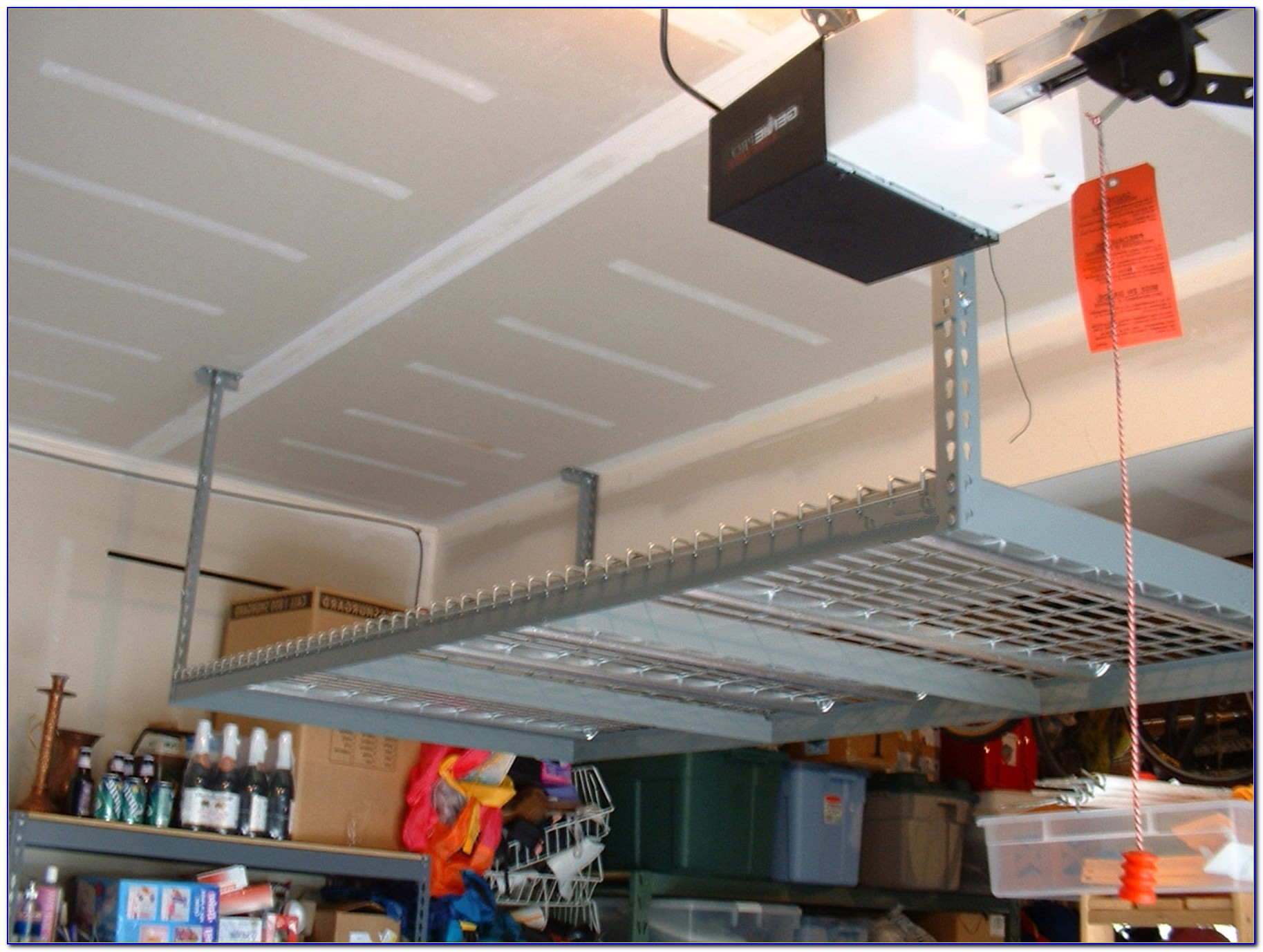 Ceiling Bike Racks For Garage
