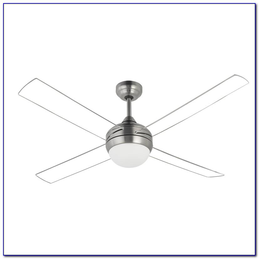 Ceiling Fan Clear Blades Light