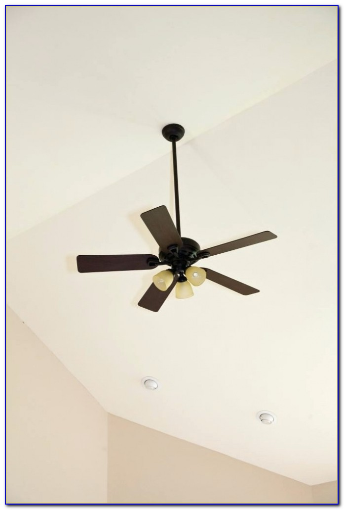Ceiling Fan For Low Angled Ceiling