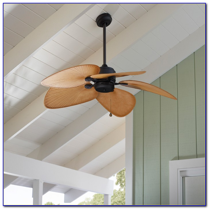 Ceiling Fan For Sloped Ceiling