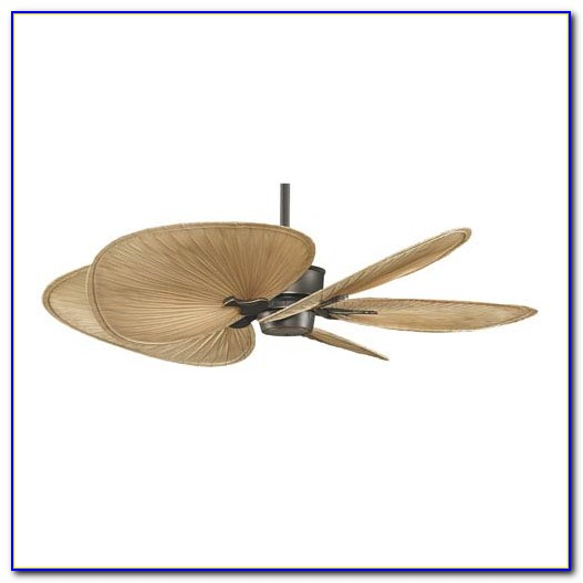 Ceiling Fan Tropical Blades