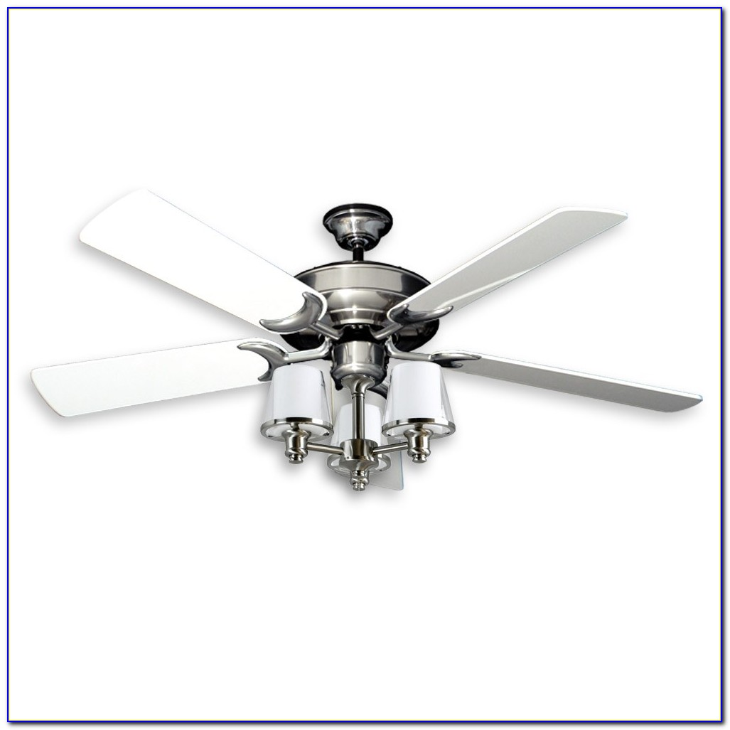 Ceiling Fans With Acrylic Blades