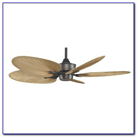 Ceiling Fans With Palm Leaf Blades