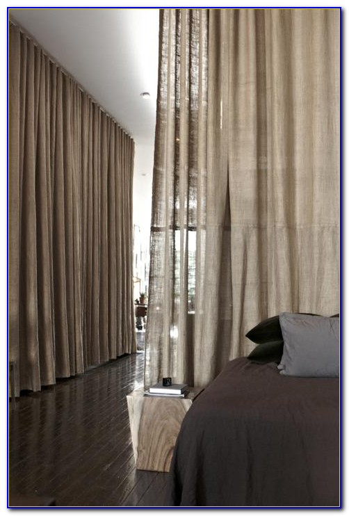 Ceiling Hanging Curtain Room Dividers