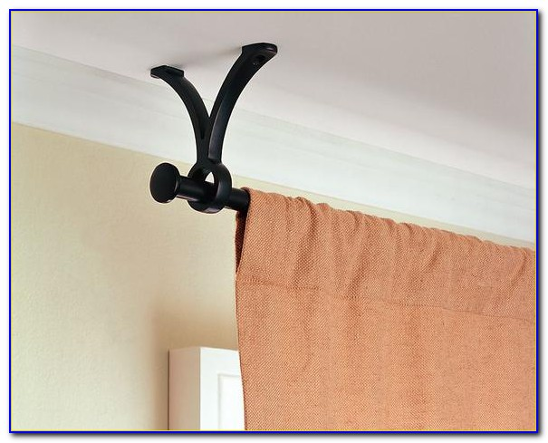 Ceiling Mount Drapery Hardware Track