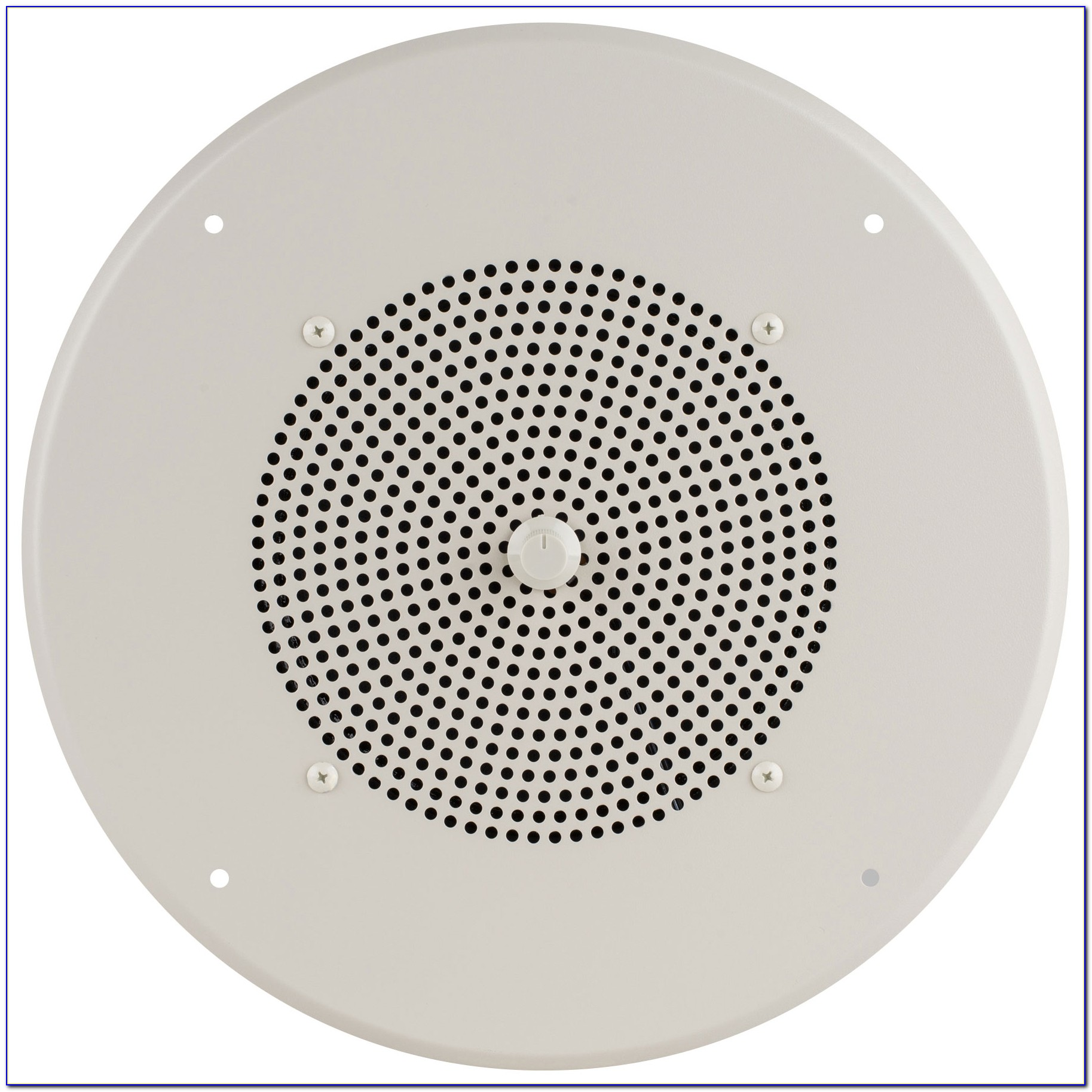 Ceiling Mount Speaker With Volume Control