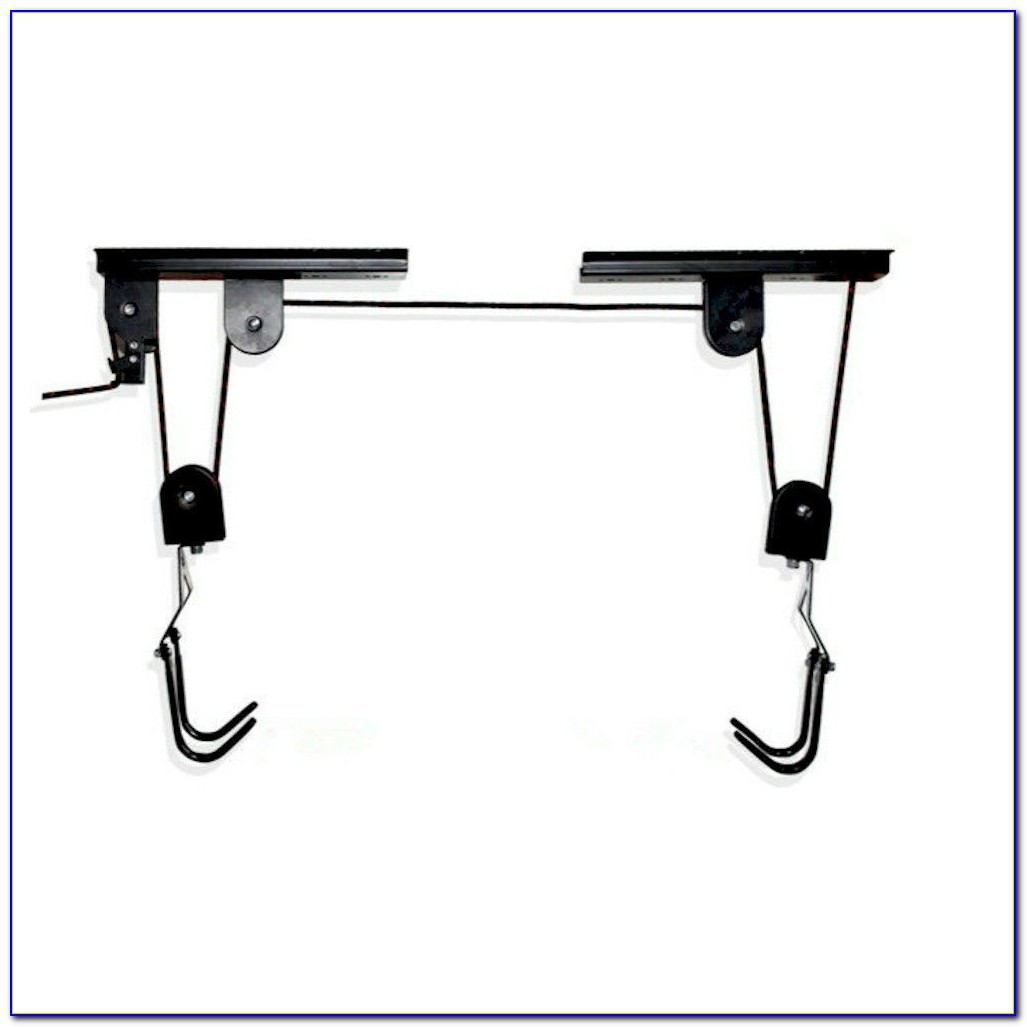 Ceiling Mounted Bicycle Hoist