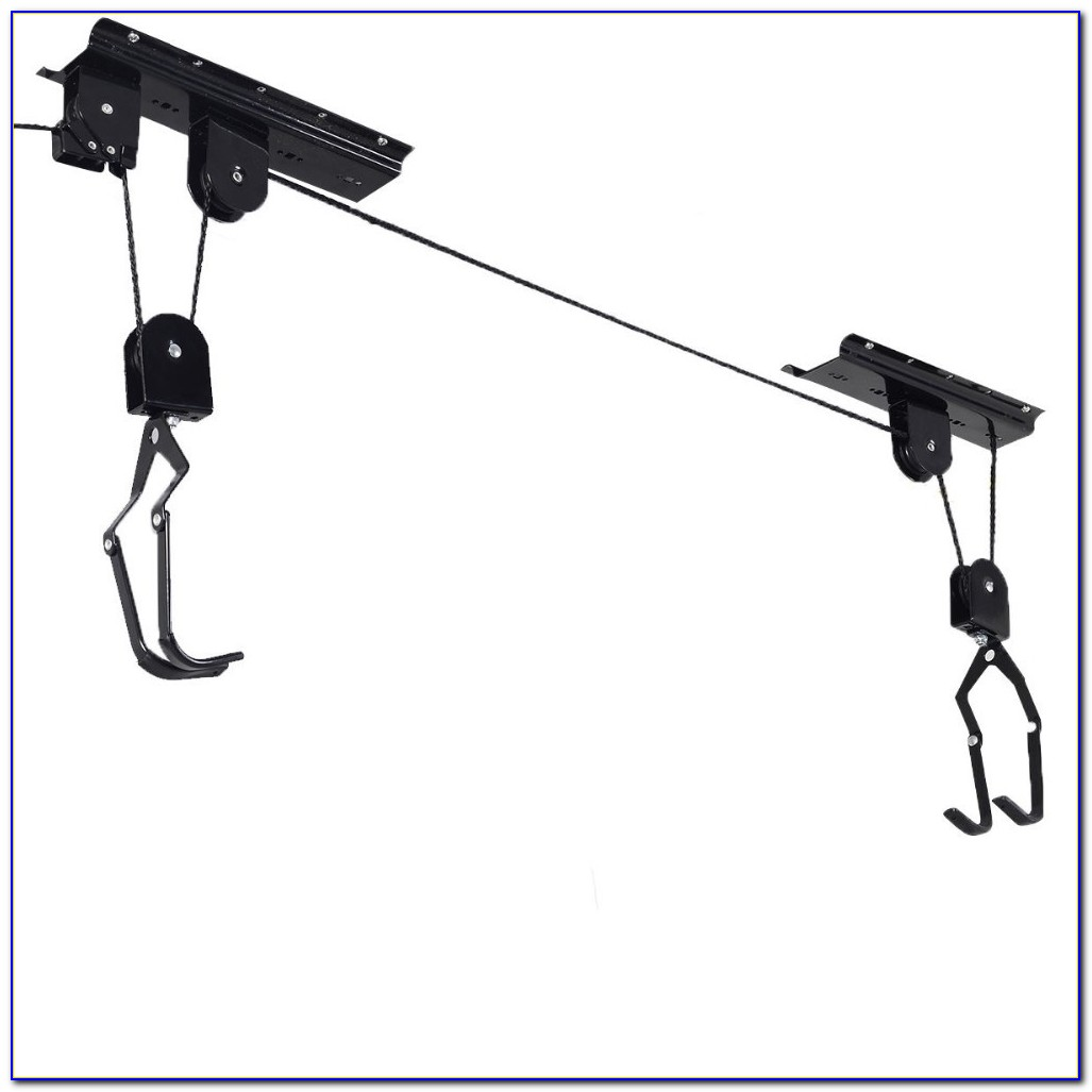 Ceiling Mounted Bicycle Lift