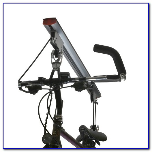 Ceiling Mounted Bike Hoist Lift Rack