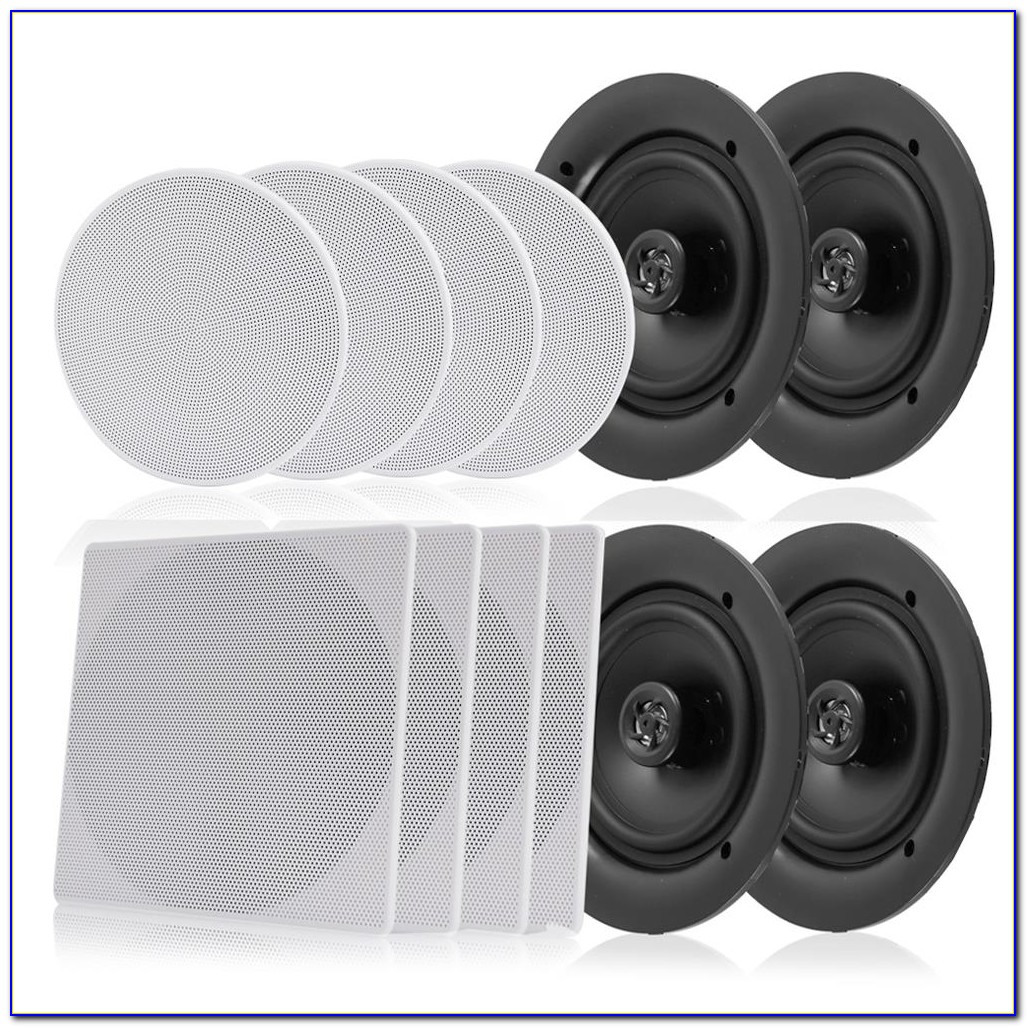 Ceiling Mounted Bluetooth Speaker System