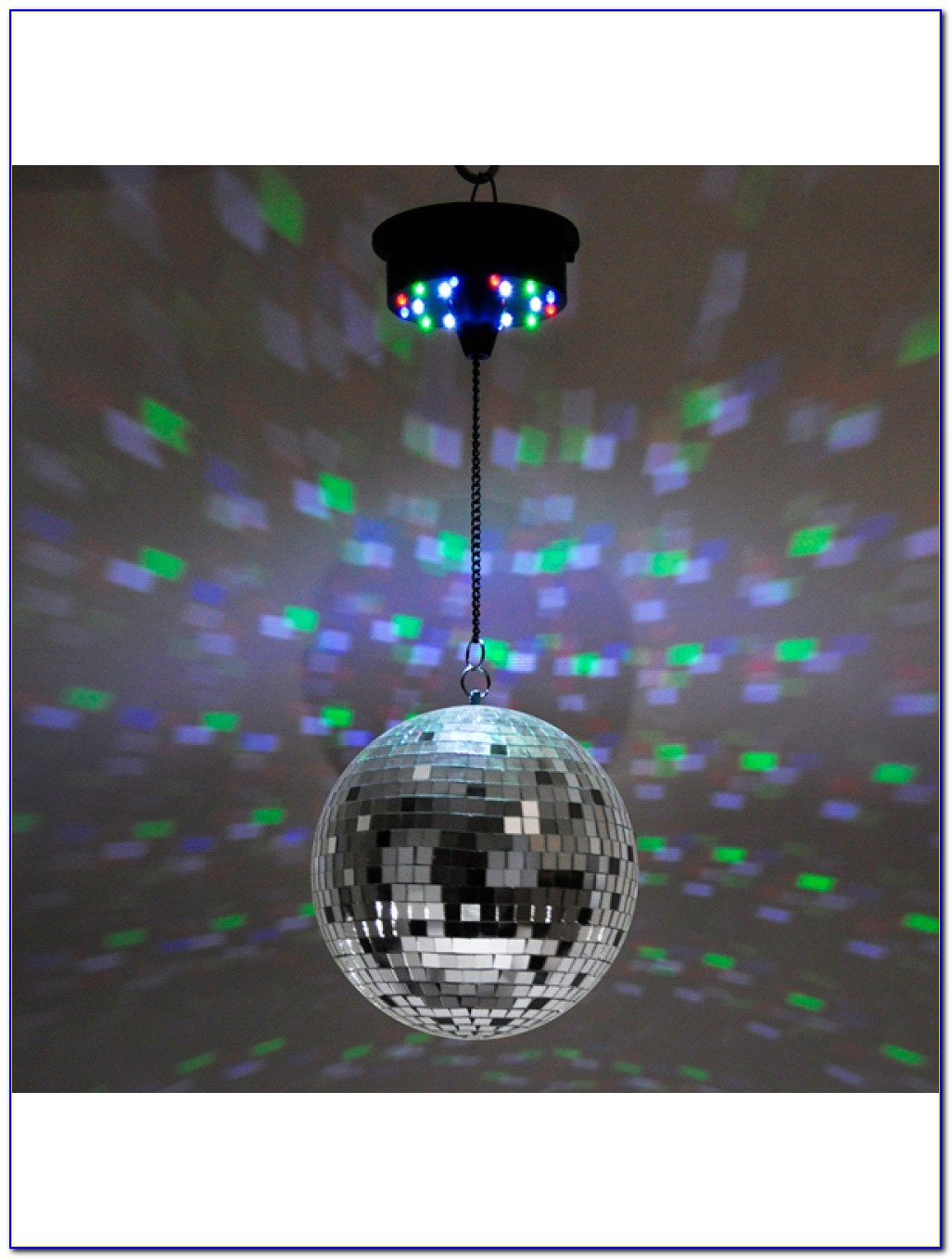 Ceiling Mounted Disco Ball Light