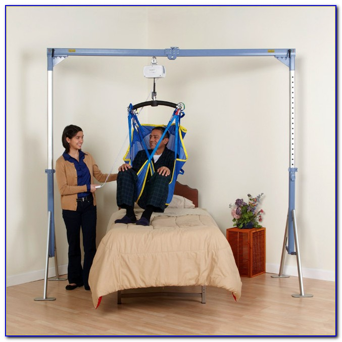 Ceiling Mounted Lifts For Patients