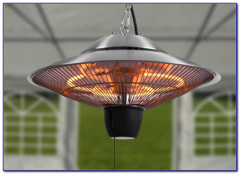 Ceiling Mounted Patio Heaters