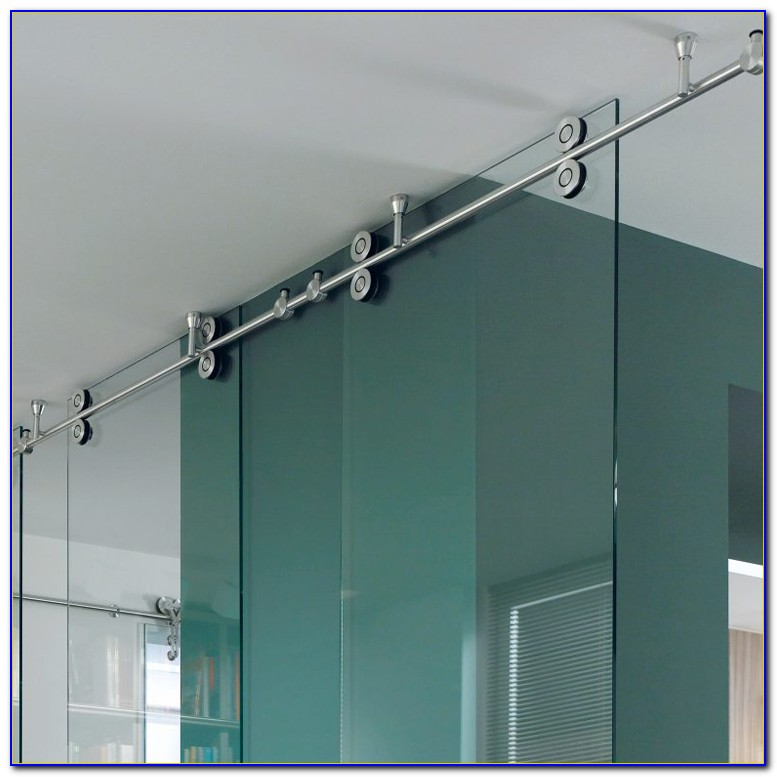 Ceiling Mounted Sliding Door Systems