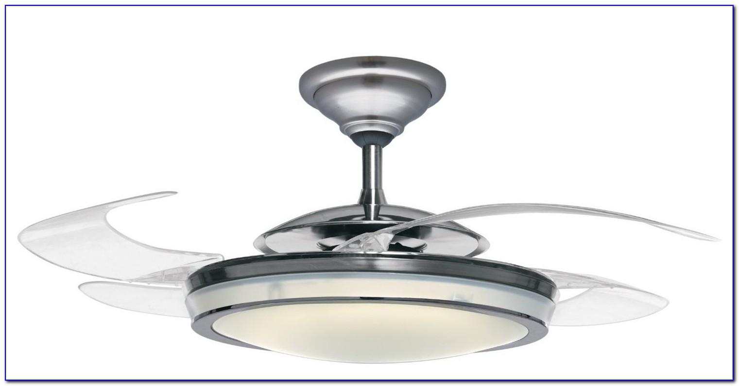 Clear Ceiling Fan Blades