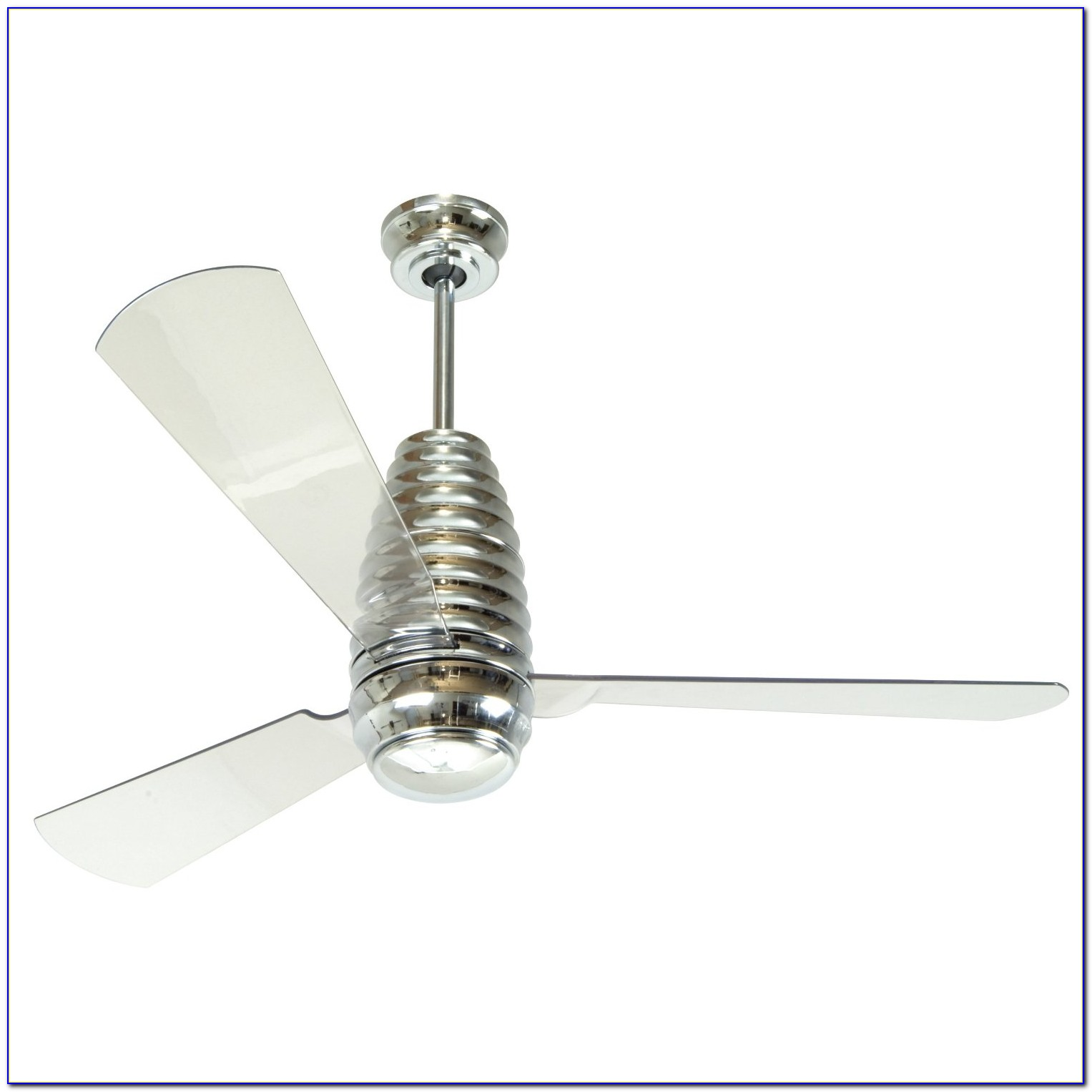 Clear Plastic Ceiling Fan Blades