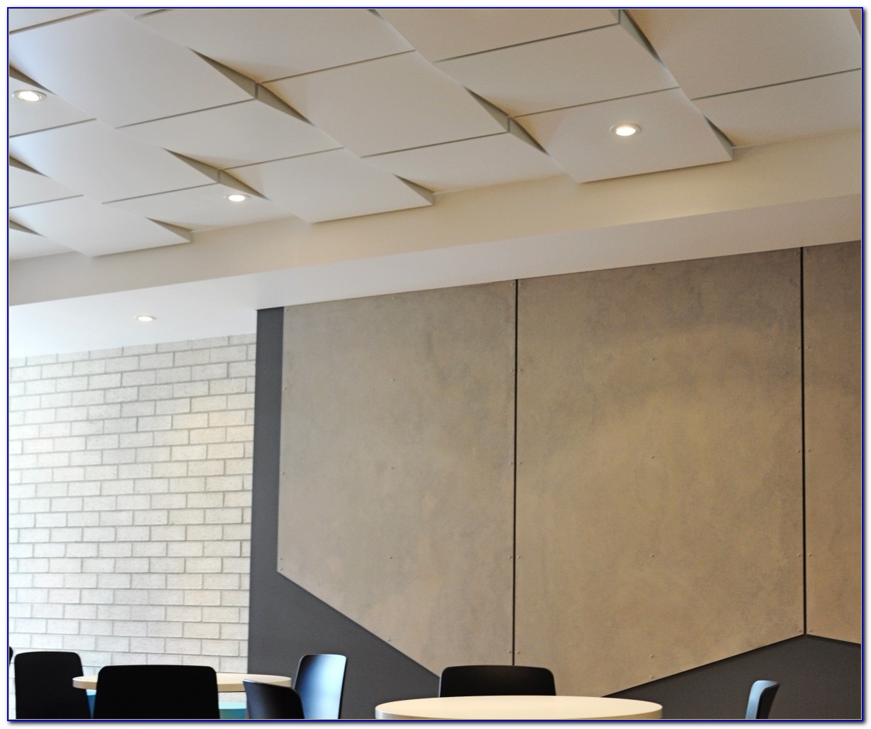 Commercial Drop Ceiling Tiles 2x4