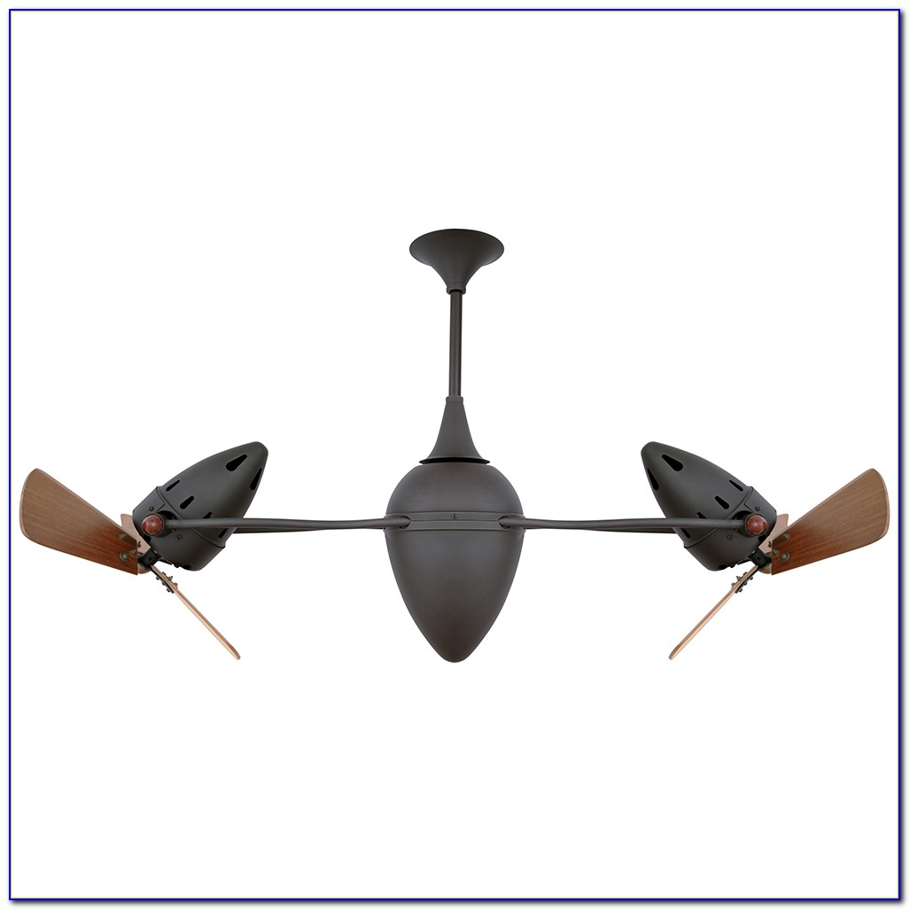 Counter Rotating Ceiling Fan Blades
