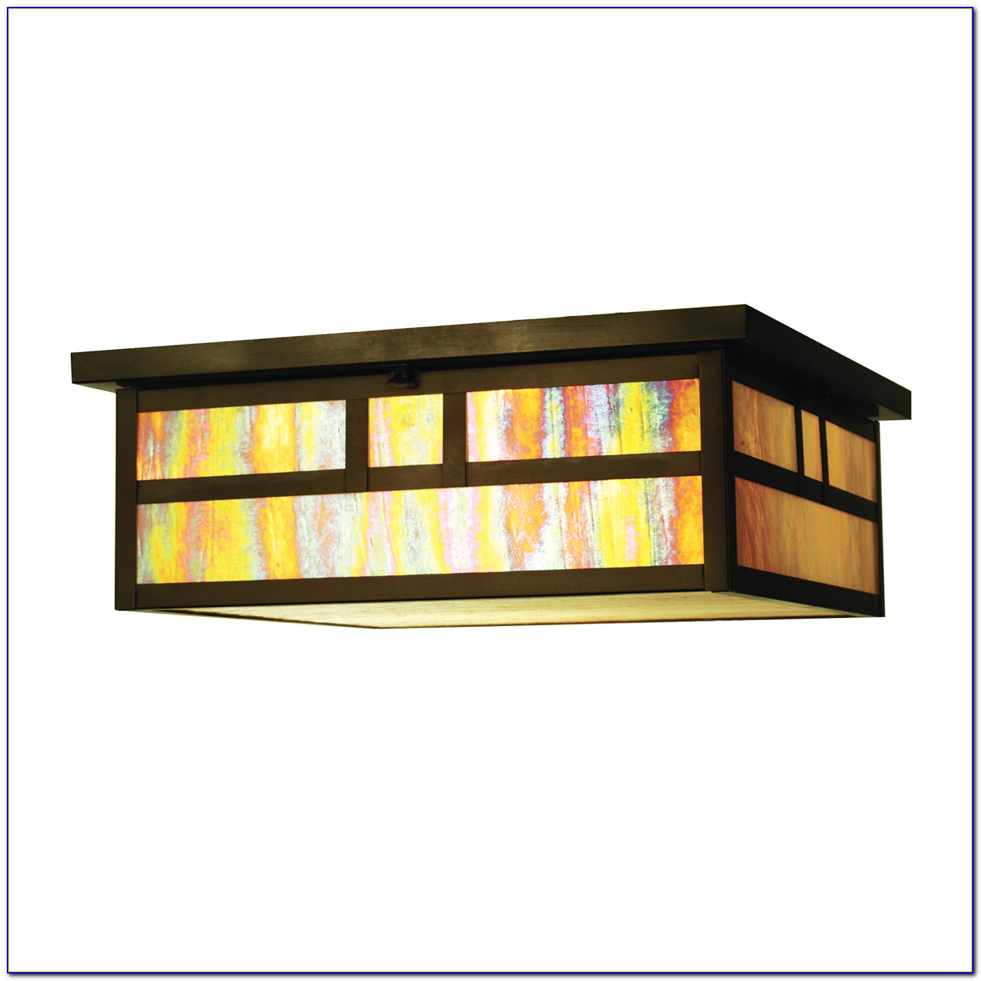 Craftsman Style Ceiling Fan Light Kit