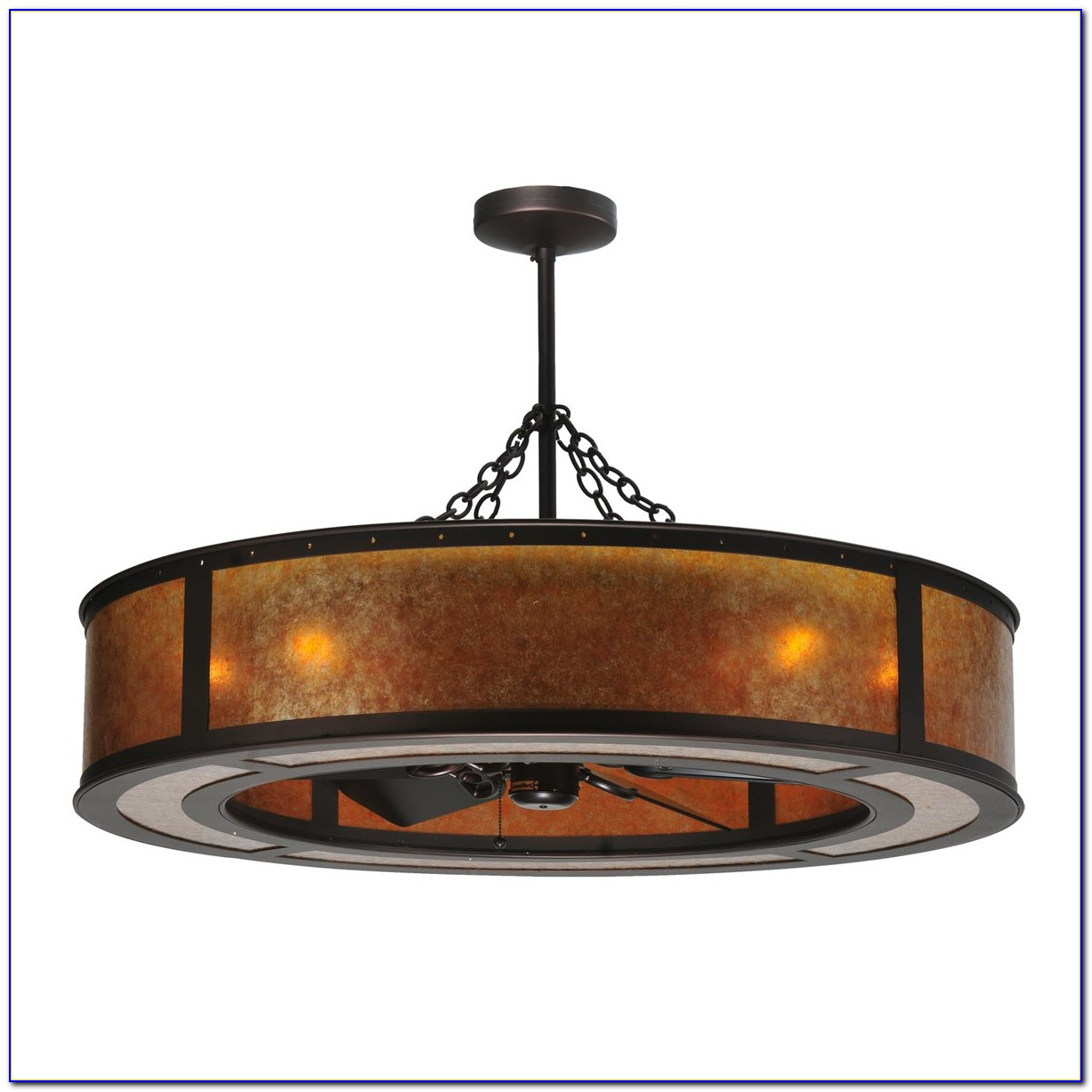 Craftsman Style Ceiling Light Fixture