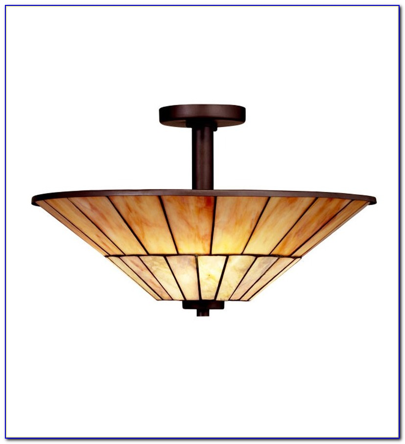 Craftsman Style Ceiling Lights