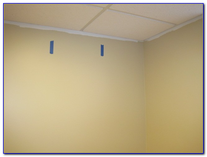 Crown Molding Drop Ceiling