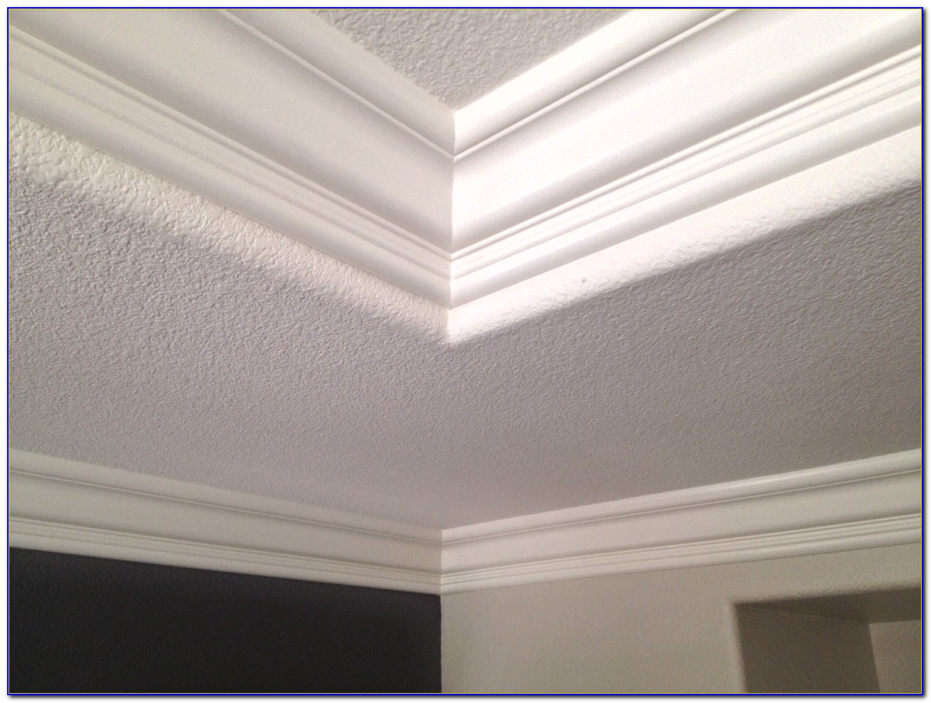 Crown Molding For Ceiling Fans