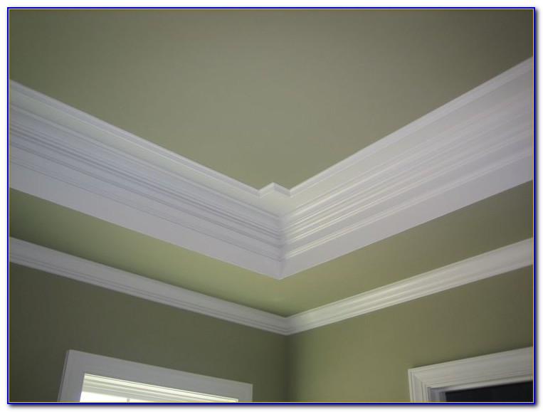 Crown Molding For Ceiling Height