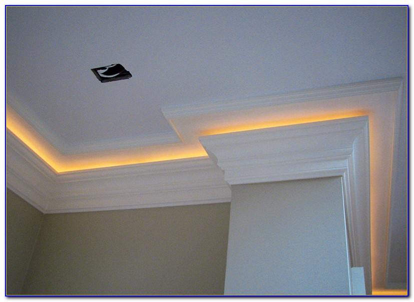 Crown Moulding Drop Ceiling