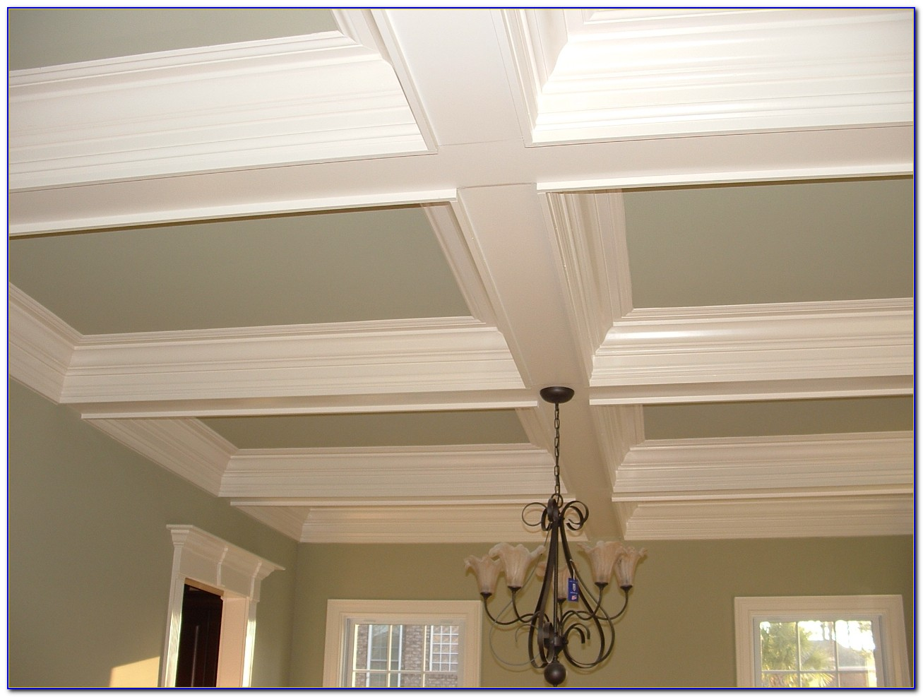 Crown Moulding For Ceiling Lights