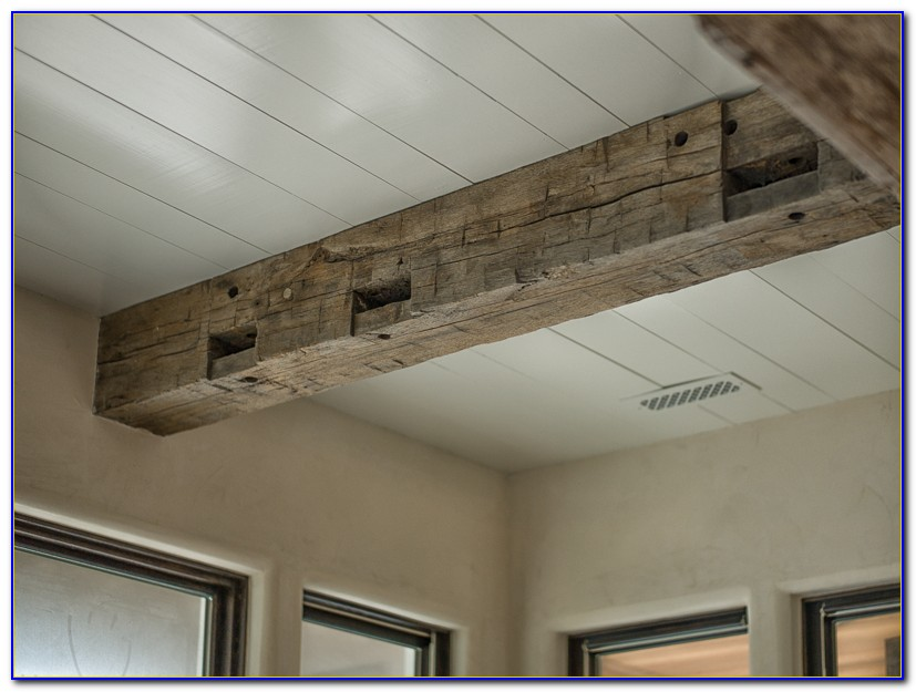 Decorative Beams On Ceiling