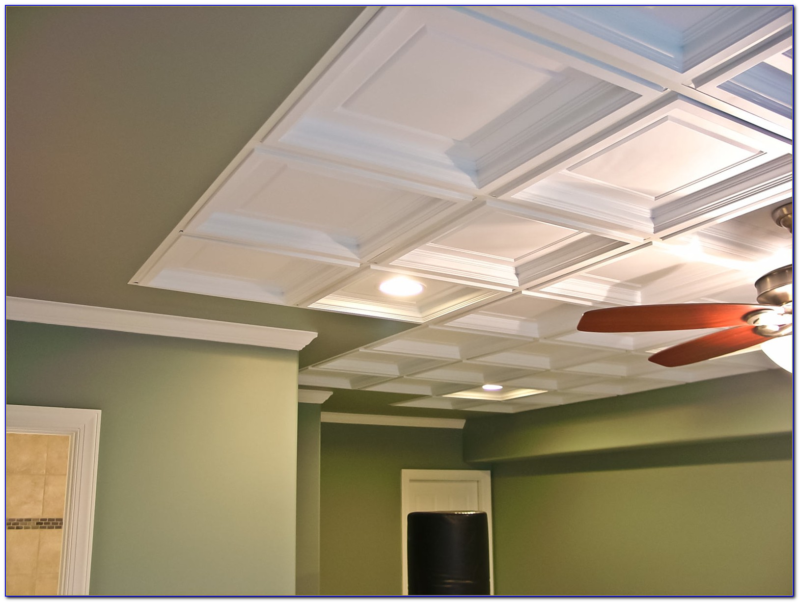 Decorative Ceiling Tiles 2x4