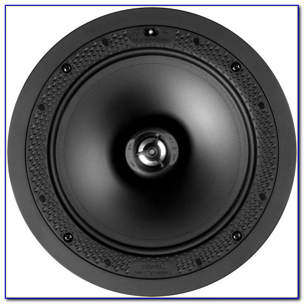 Definitive Technology In Ceiling Atmos Speakers