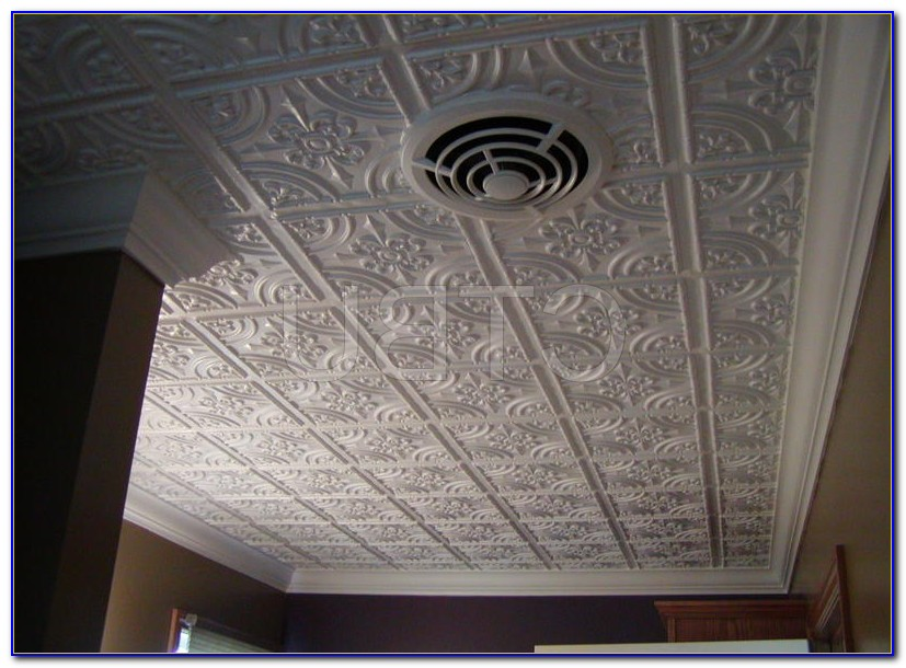 Direct Glue Acoustical Ceiling Tiles
