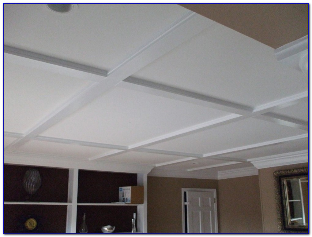 Drop Ceiling Designs For Basement
