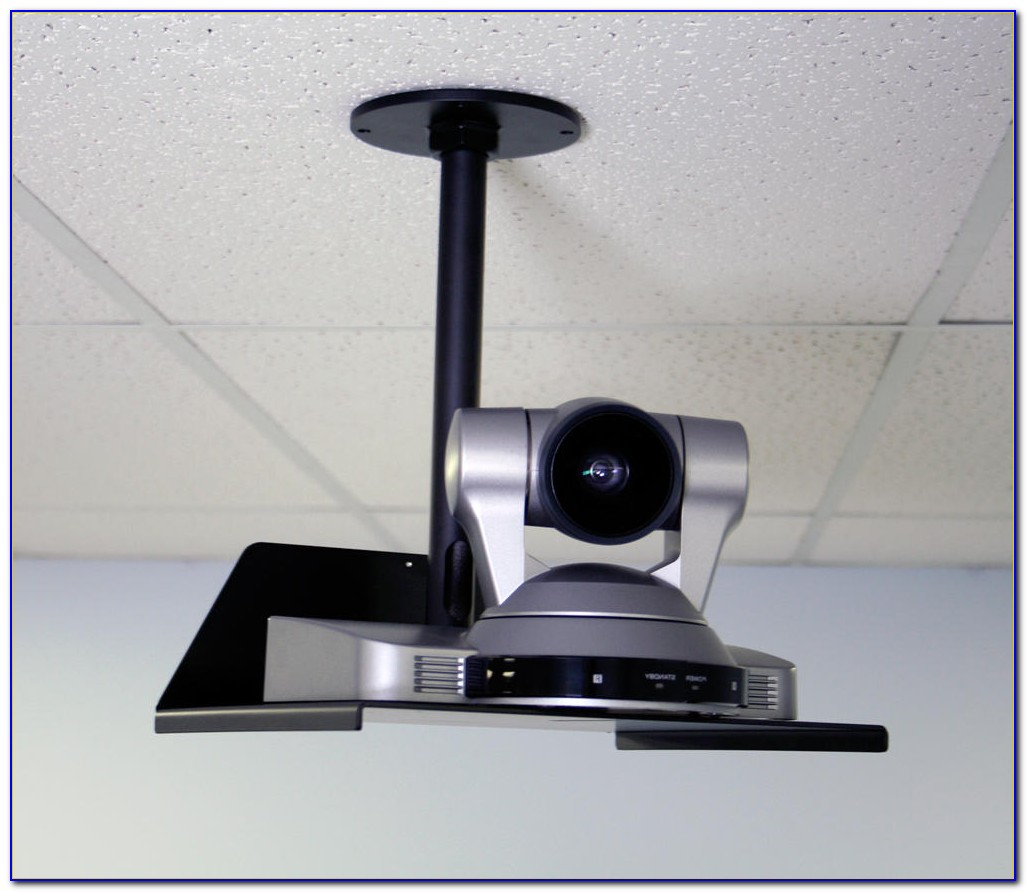 Drop Ceiling Security Camera Mount