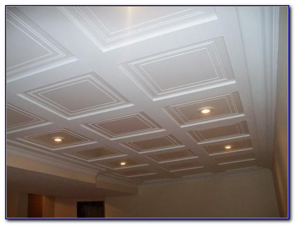 Drop Ceiling Tile Options