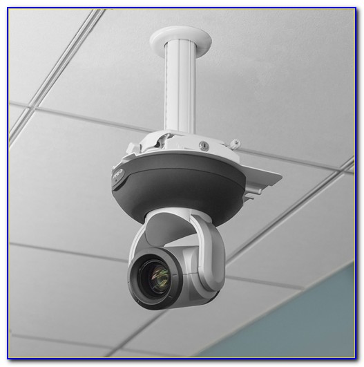 Drop Ceiling Video Camera Mount