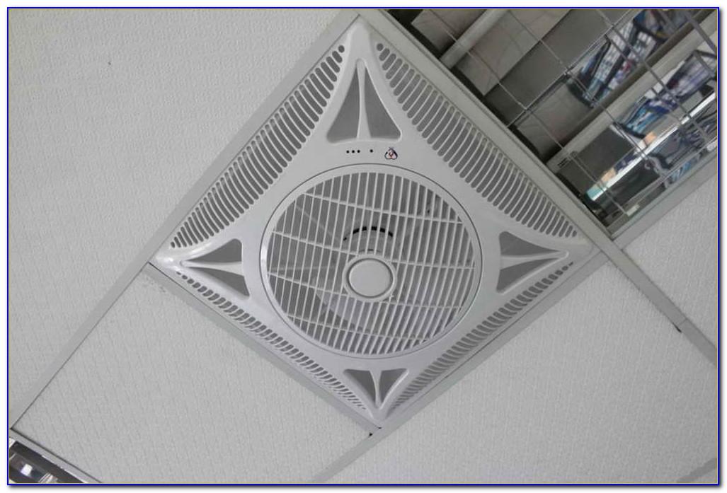 Drop Down Ceiling Exhaust Fan